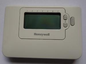 THERMOSTAT PROGRAMMABLE HEBDOMADAIRE INSTALLATION DE CHAUFFAGE HONEYWELL CHRONOTHERM CM707 DISCOUNT